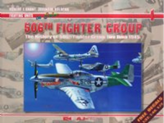 Picture of The History of the 506th Fighter Group Iwo Jima 1945