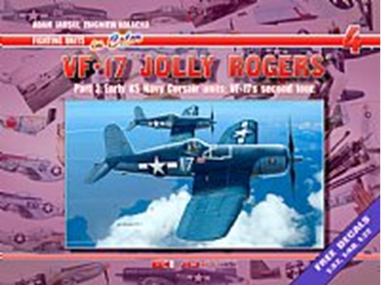 Picture of ON SALE: $5.00 OFF - VF-17 Jolly Rogers. Early US Navy Corsair Units: VF-12 and VF-17  Early US Navy Corsair units: VF-12 and VF-17