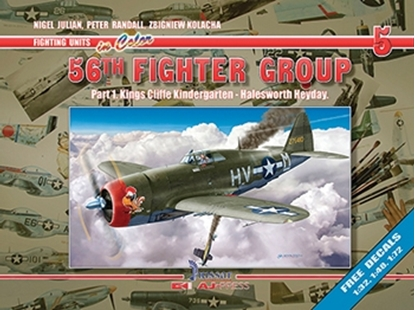 Picture of 56th Fighter Group - In Color - Vol. 1